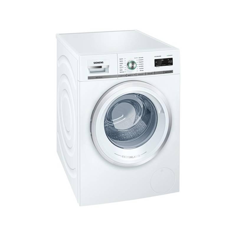 Automatická práčka Siemens WM14W4C1 biela + Doprava zadarmo