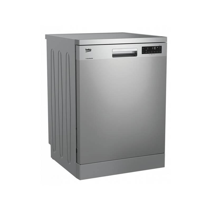 Umývačka riadu Beko DFN 39431 X nerez + Doprava zadarmo