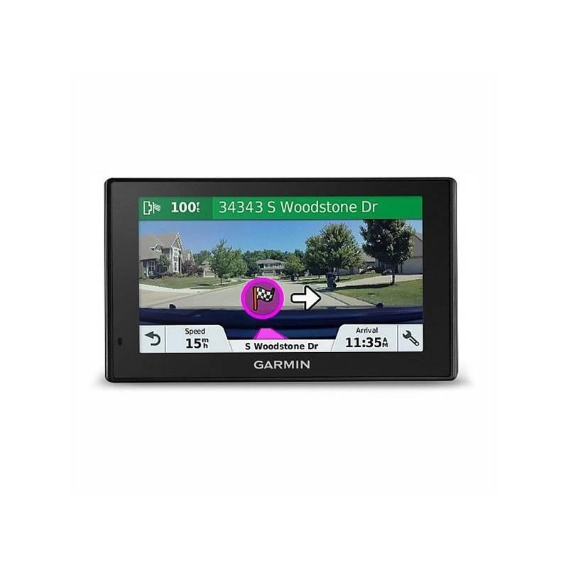 Navigačný systém GPS Garmin DriveAssist 51T-D Lifetime Europe45 (010-01682-13) čierna + Doprava zadarmo
