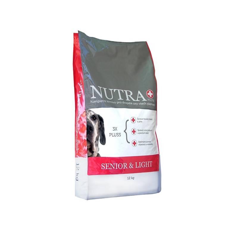 Granule Nutra Plus SENIOR 12 kg