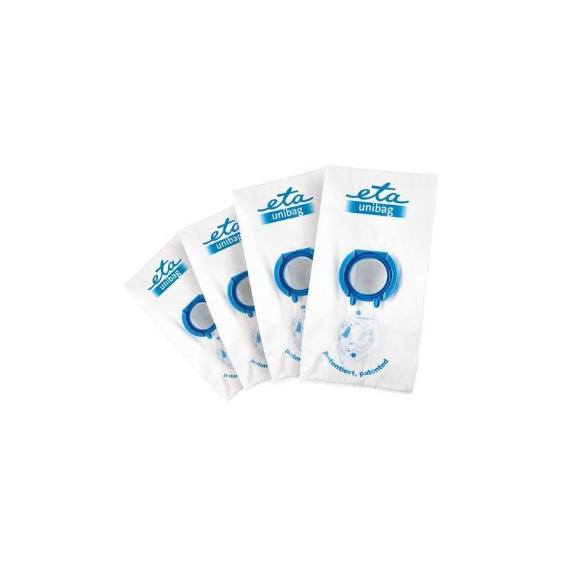 Sáčky pre vysávače ETA UNIBAG 9900 68000 biely/modrý