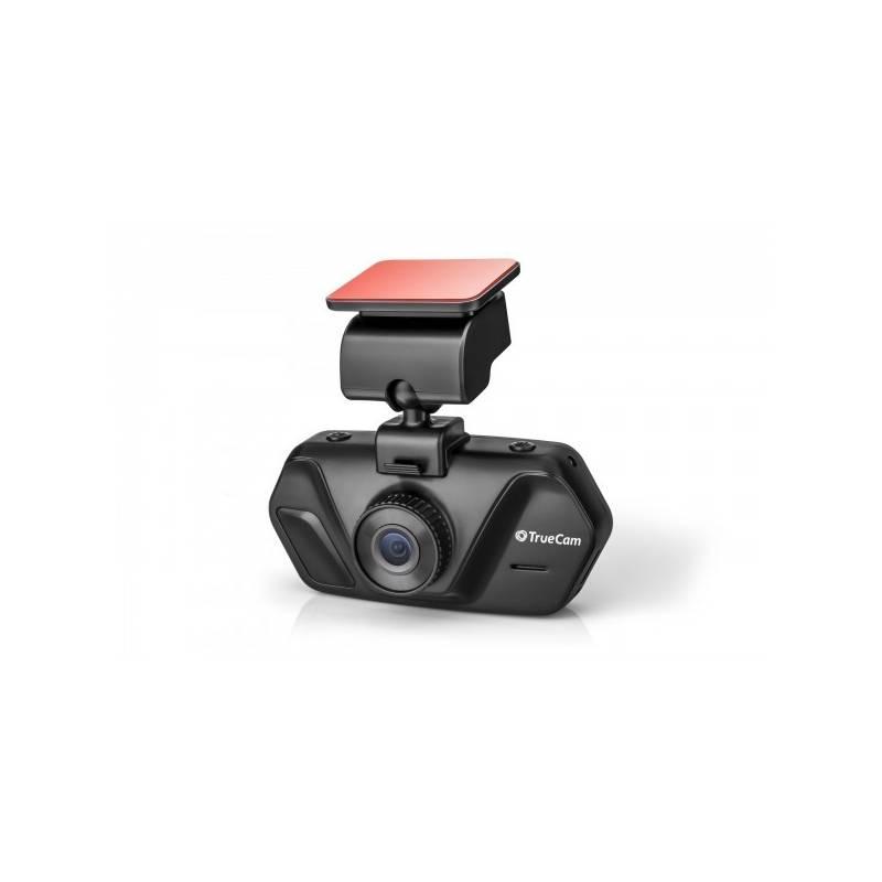 Autokamera TrueCam A4 čierna Protiskluzová podložka TrueCam univerzální (zdarma) + Doprava zadarmo