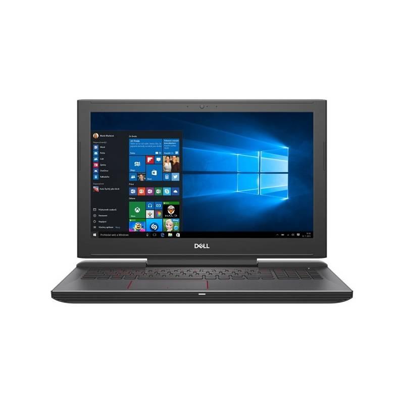 Notebook Dell Inspiron 15 G5 (5587) (5587-75804) čierny + Doprava zadarmo