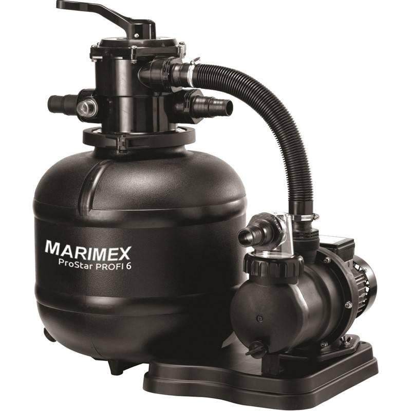 Piesková filtrácia Marimex ProStar Profi 6 m3/h