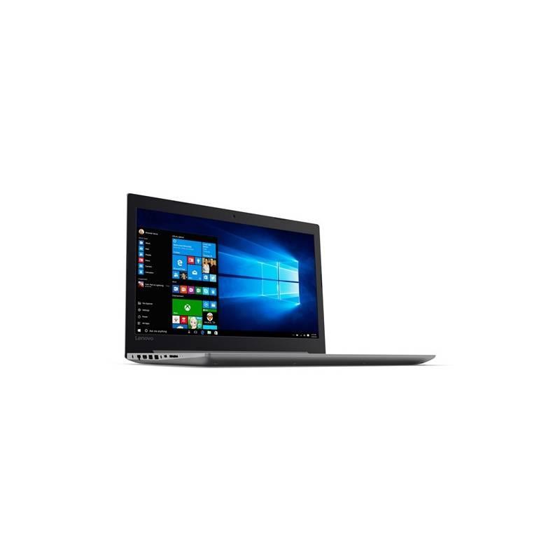 Notebook Lenovo IdeaPad 320-15IKBN (80XL0366CK) sivý Monitorovací software Pinya Guard - licence na 6 měsíců (zdarma) + Doprava zadarmo