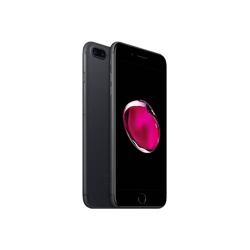 Mobilný telefón Apple iPhone 7 Plus 128 GB - Black (MN4M2CN/A) + Doprava zadarmo