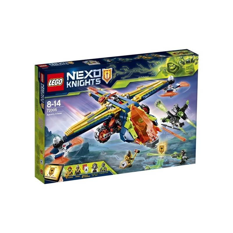 Stavebnica LEGO® NEXO KINGHTS 72005 Aaronův samostříl