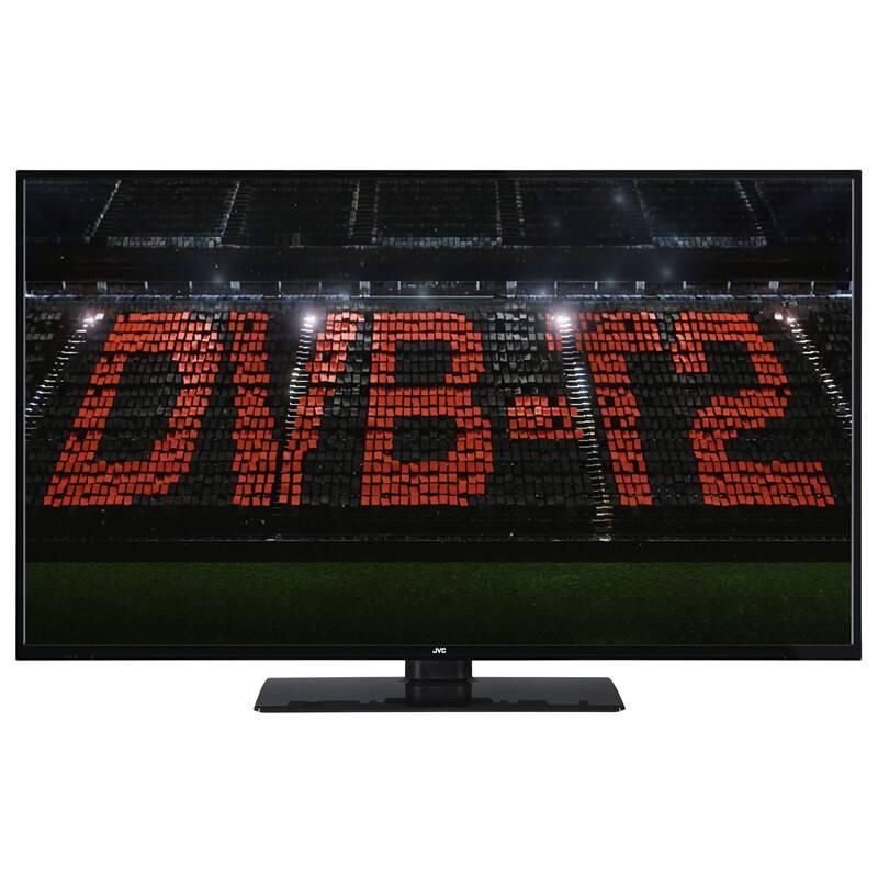Televize JVC LT-32VH52L černá + JVC záruka 42 měsíců