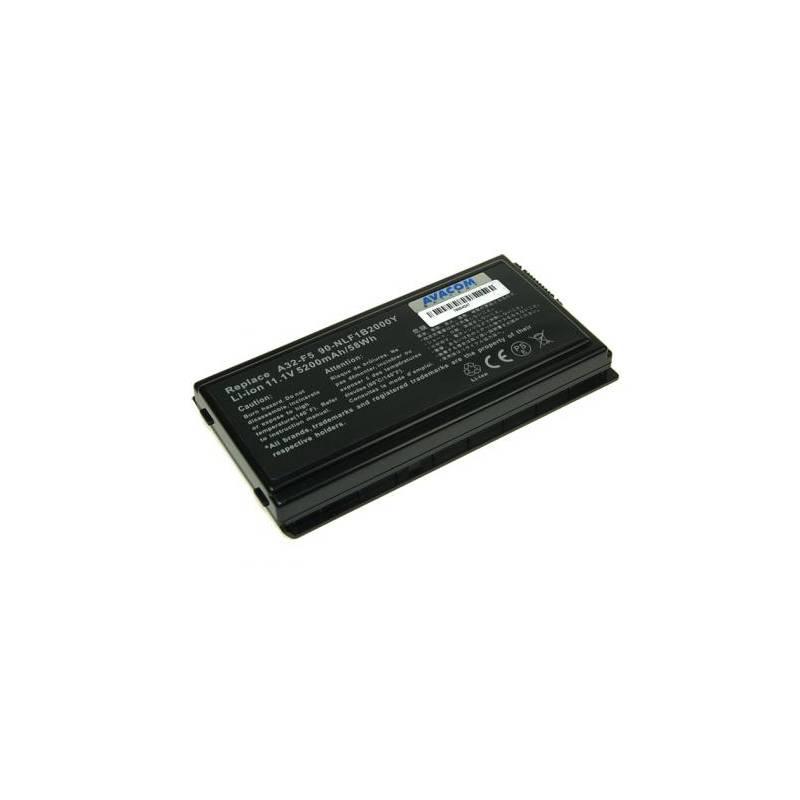 Batéria Avacom pro Asus F5 series A32-F5 Li-Ion 11,1V 5200mAh (NOAS-F5-806)