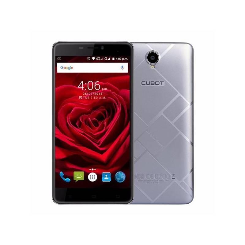 Mobilný telefón CUBOT Max Dual SIM 32 GB (PH2598) strieborný Software F-Secure SAFE, 3 zařízení / 6 měsíců (zdarma) + Doprava zadarmo
