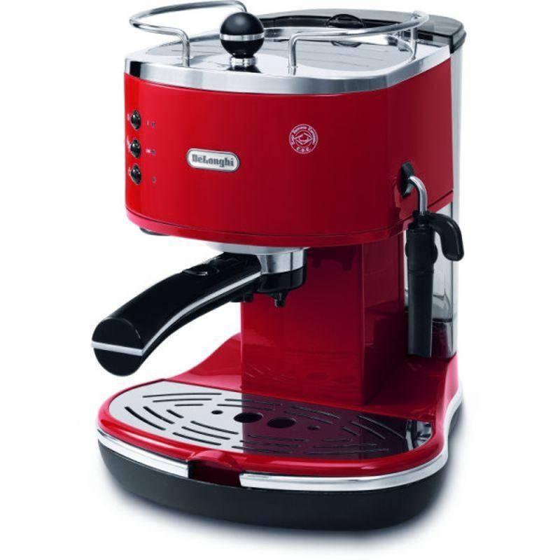 Espresso DeLonghi Icona ECO 311.R červené