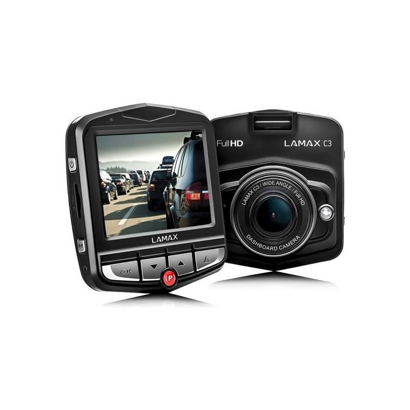 Autokamera LAMAX C3 čierna