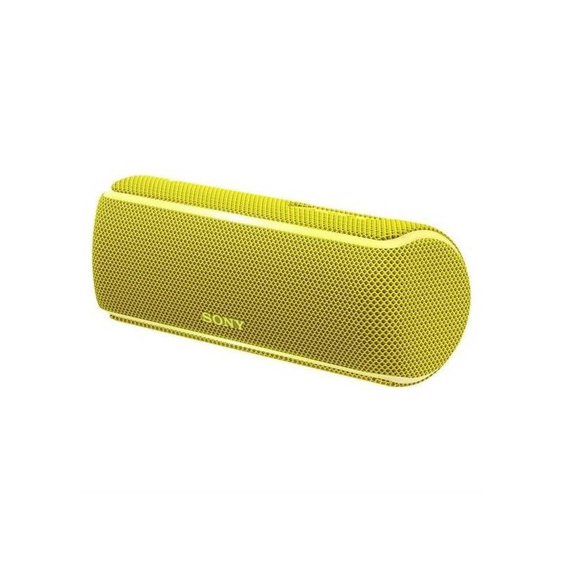 Prenosný reproduktor Sony SRS-XB21 (SRSXB21Y.CE7) žltý