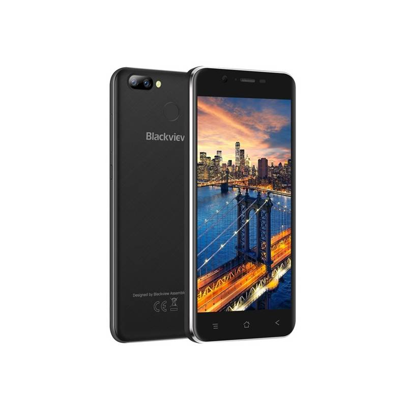Mobilný telefón iGET BLACKVIEW GA7 Pro (84000420) čierny Software F-Secure SAFE, 3 zařízení / 6 měsíců (zdarma)