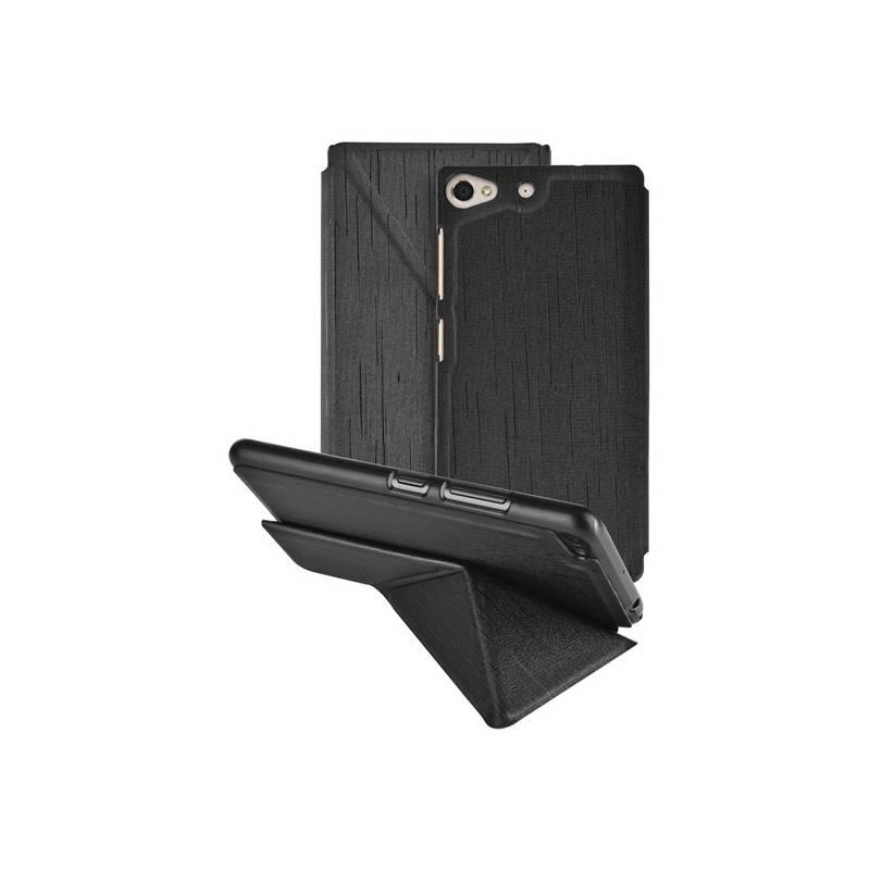Pouzdro na mobil flipové GoGEN pro Lenovo VIBE X2 (GOGCASEVIBEX2B) černé