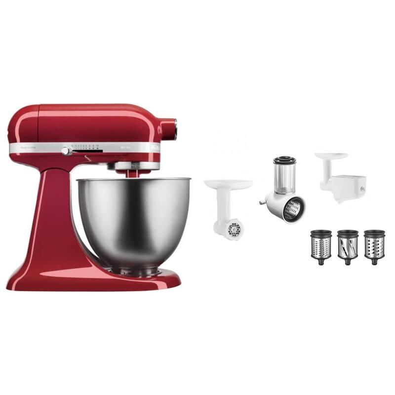 Set výrobkov KitchenAid 5KSM3311XEER + 5KSM2FPPC