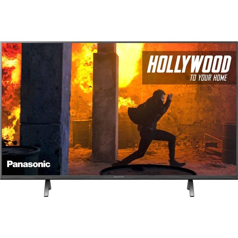 Televízor Panasonic TX-43HX900E strieborná + Doprava zadarmo