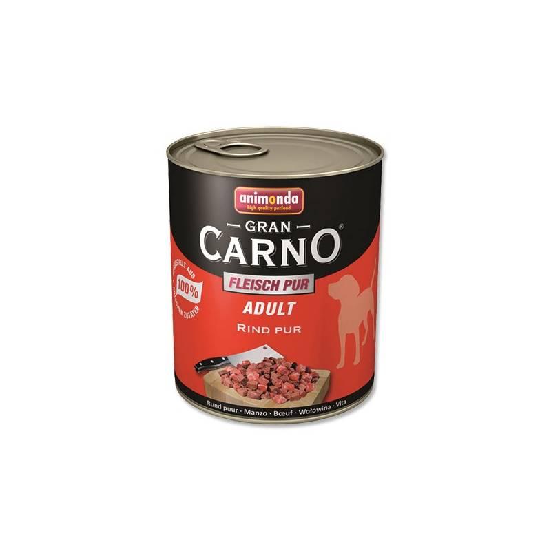 Konzerva Animonda Adult Gran Carno hovězí maso 800g