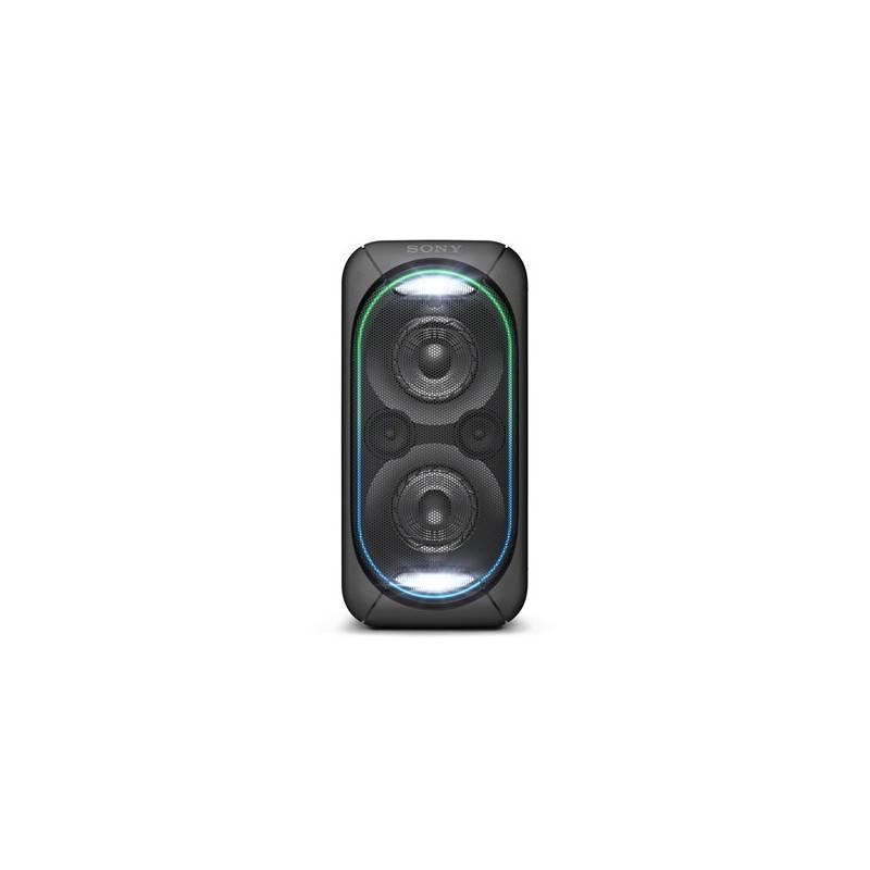 Párty reproduktor Sony GTK-XB60B čierny + Doprava zadarmo