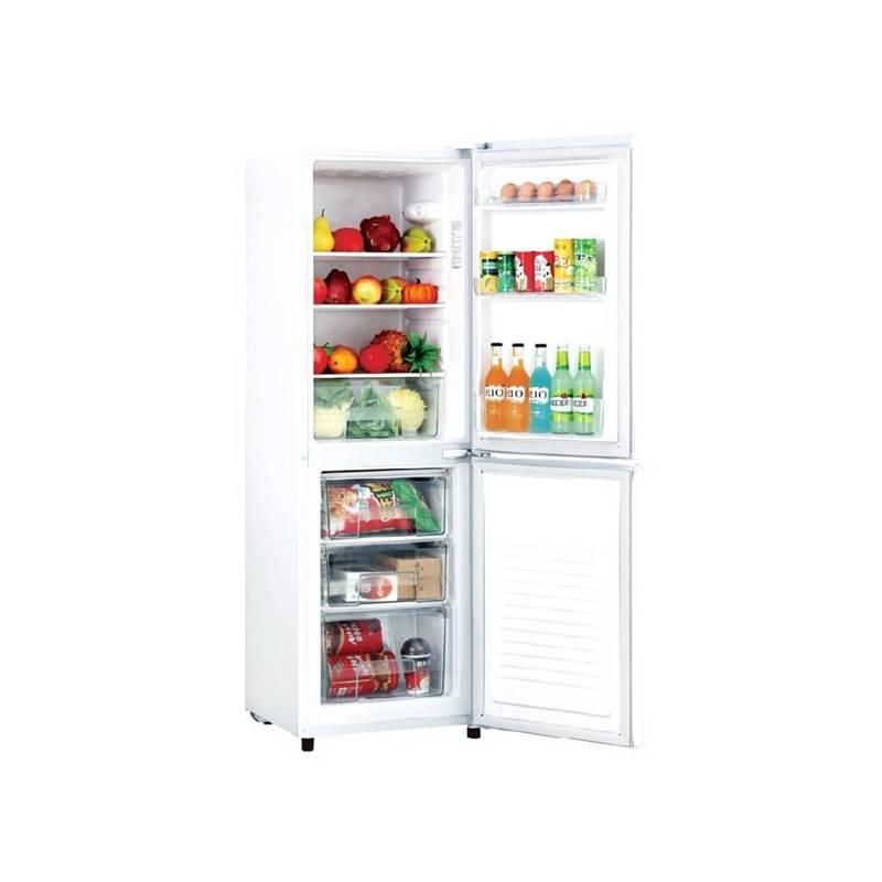 Kombinácia chladničky s mrazničkou Goddess RCD0150GW8A biela