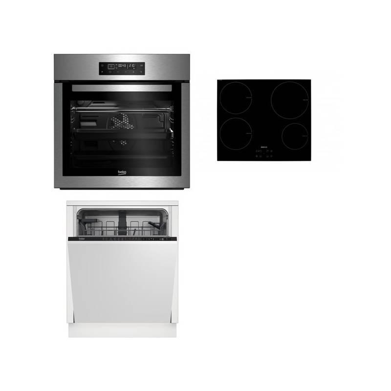 Set výrobkov Beko BIM 26400 XCS + HII 64400 AT + DIN 26420 + Doprava zadarmo