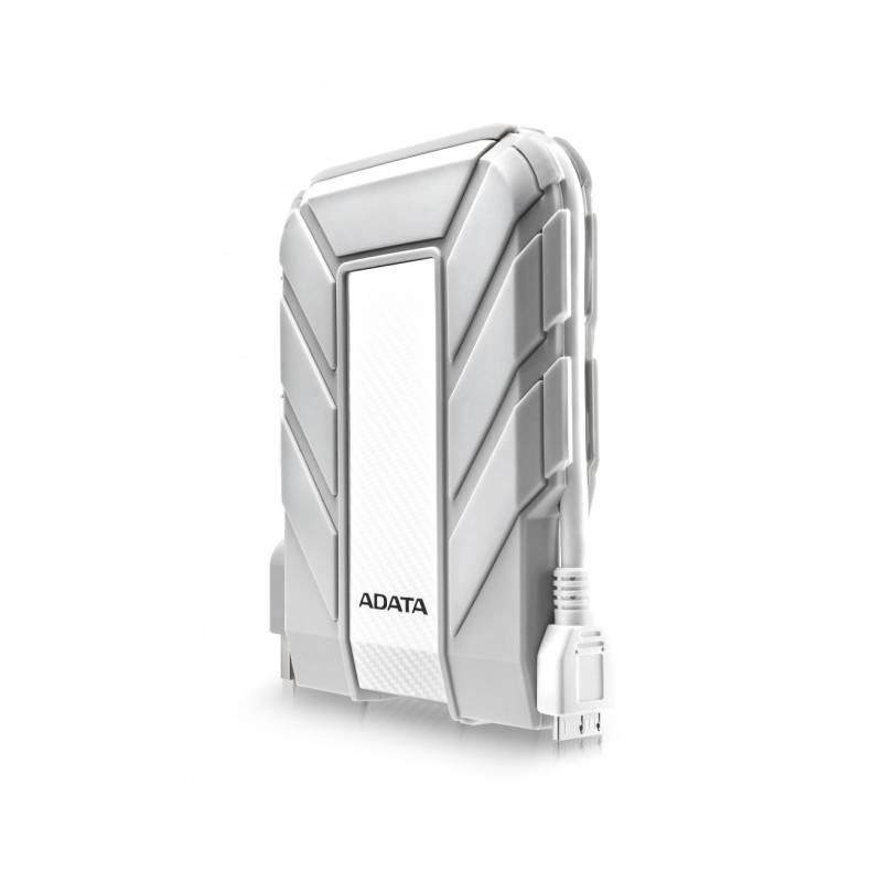 Externý pevný disk ADATA HD710A 2TB (AHD710A-2TU3-CWH) biely
