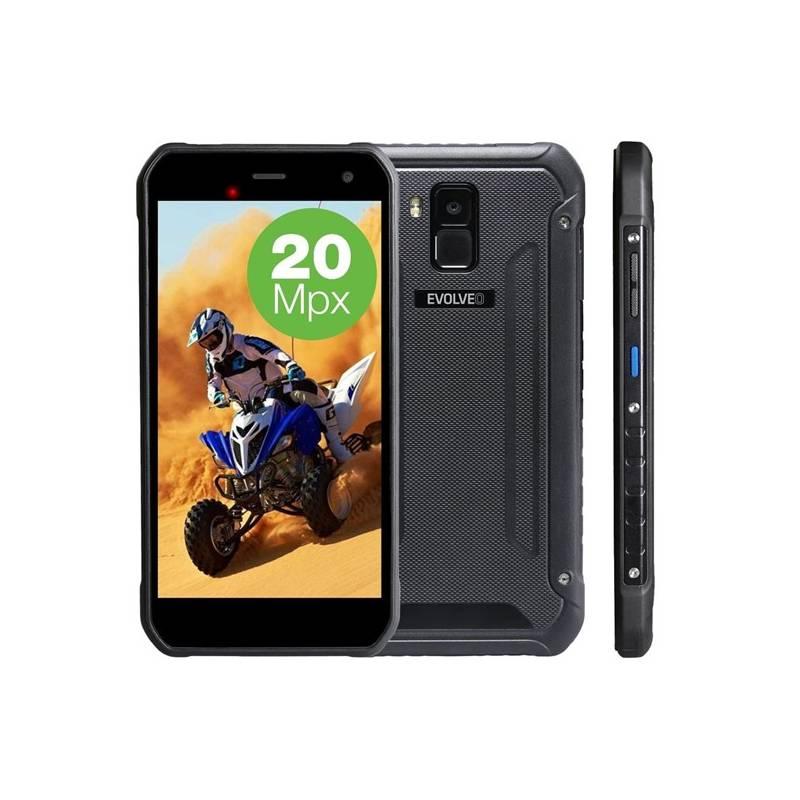 Mobilní telefon Evolveo StrongPhone G8 (SGP-G8-B) černý