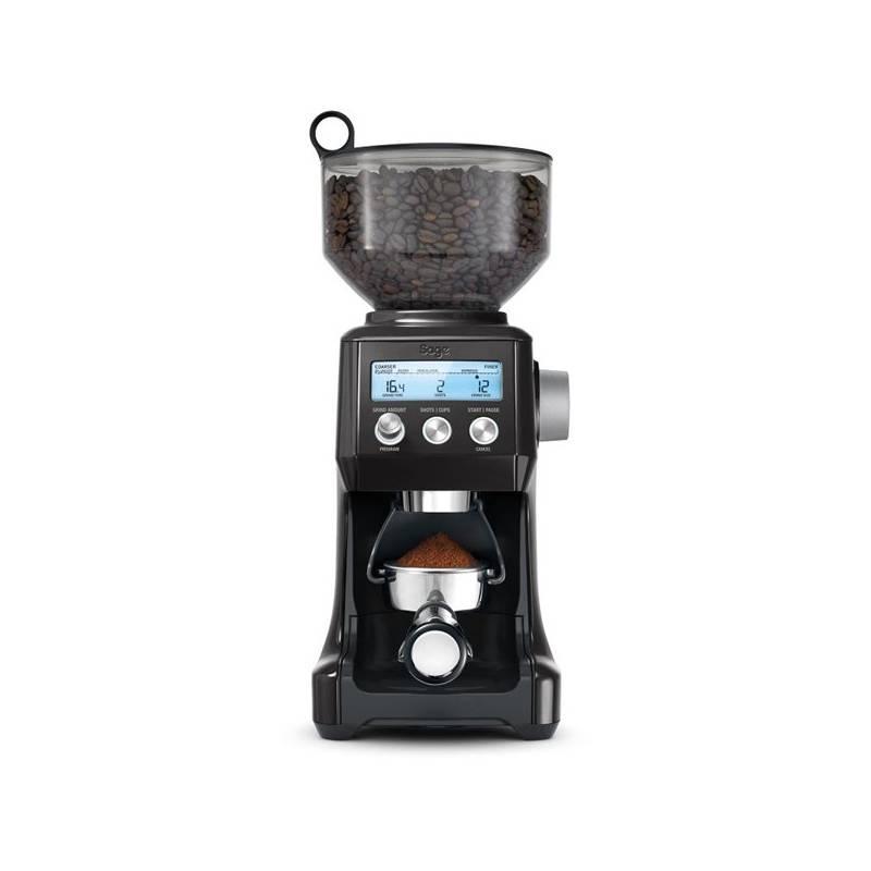 Mlynček na kávu SAGE BCG820BKS čierny