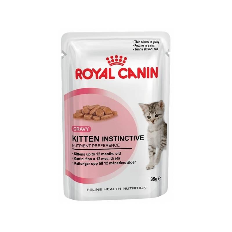 Kapsička Royal Canin Kitten Instinctive v želé 85 g
