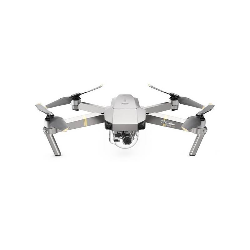 Dron DJI Mavic Pro Platinum (DJIM0252) sivý + Doprava zadarmo