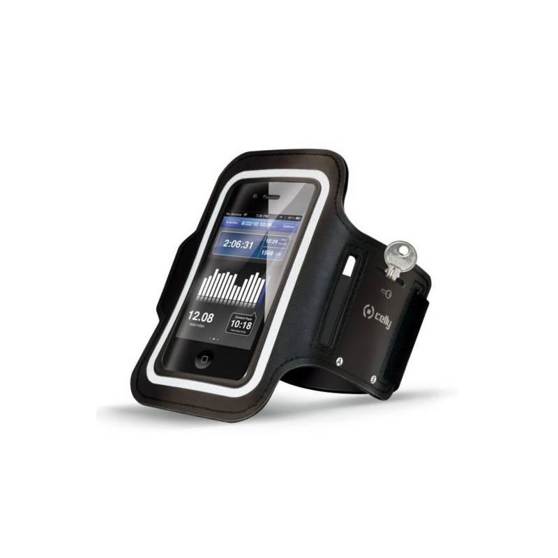 Puzdro na mobil športové Celly Armband 3XL (ARMBAND06) čierne