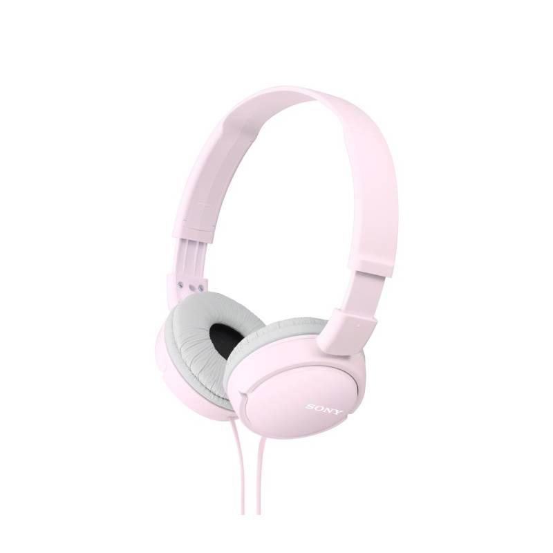 Slúchadlá Sony MDRZX110P.AE (MDRZX110P.AE) ružová