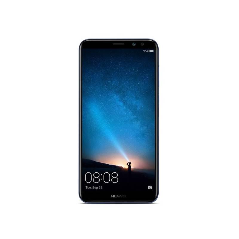 Mobilný telefón Huawei Mate 10 lite Dual SIM (SP-MATE10LDSLOM) modrý + Doprava zadarmo