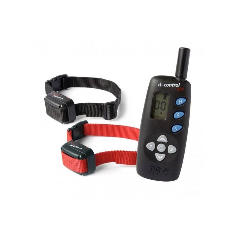 Obojok elektronický / výcvikový Dog Trace d-control 602 - pro 2 psy
