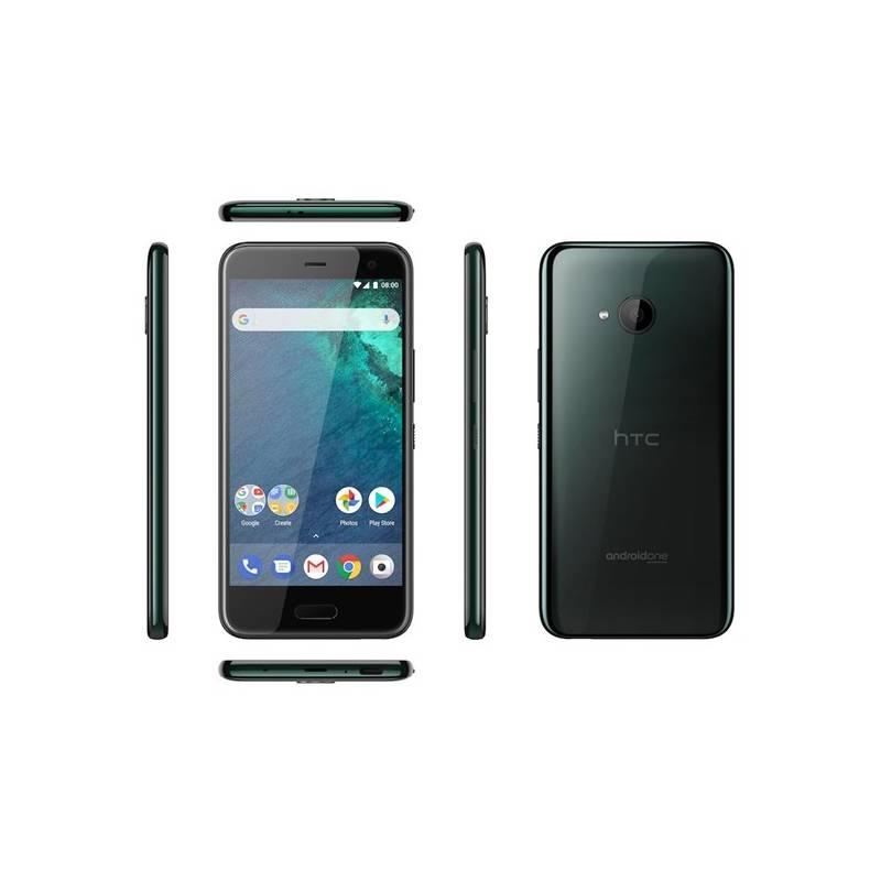 Mobilný telefón HTC U11 Life Single SIM (99HAMV009-00) čierny + Doprava zadarmo
