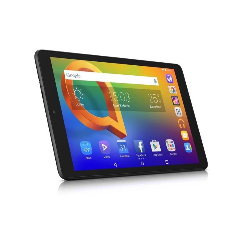 """Tablet ALCATEL A3 10"""" Wi-Fi 8079 (8079-2CALE15) čierny"""
