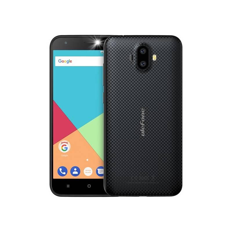 Mobilný telefón UleFone S7 Pro Dual SIM (ULE000007) čierny