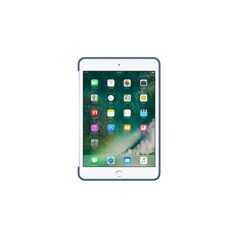 Kryt Apple Silicone Case pro iPad mini 4 - půlnočně modré (MKLM2ZM/A)