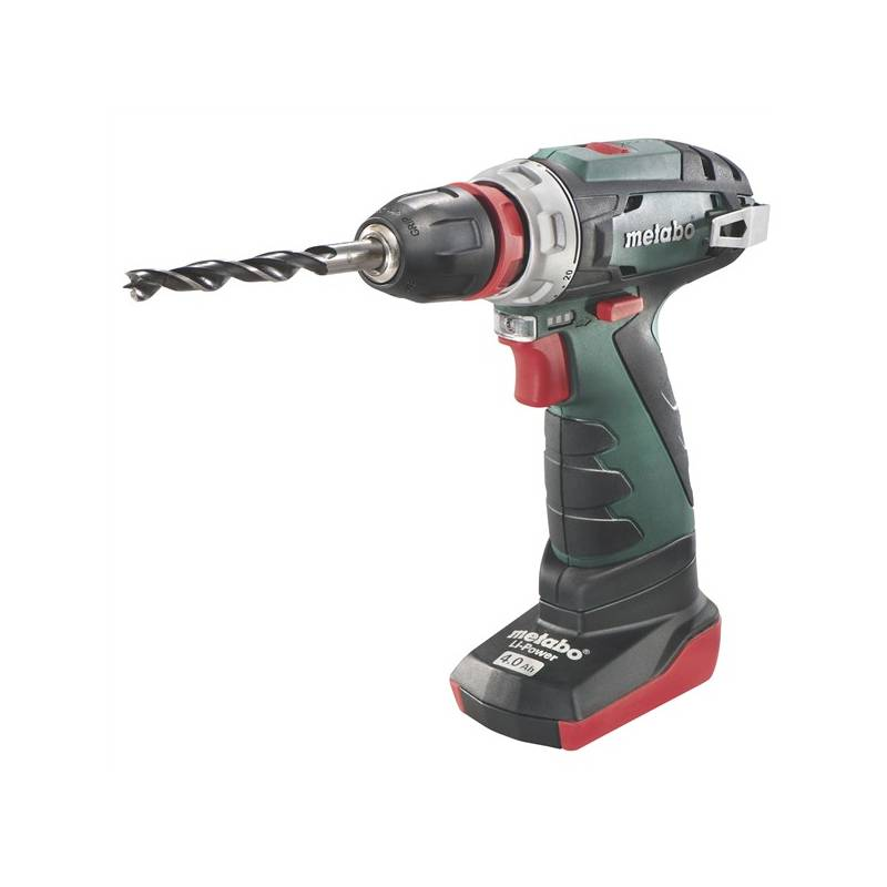 Aku vŕtačka Metabo PowerMaxx BS Quick, 2 aku