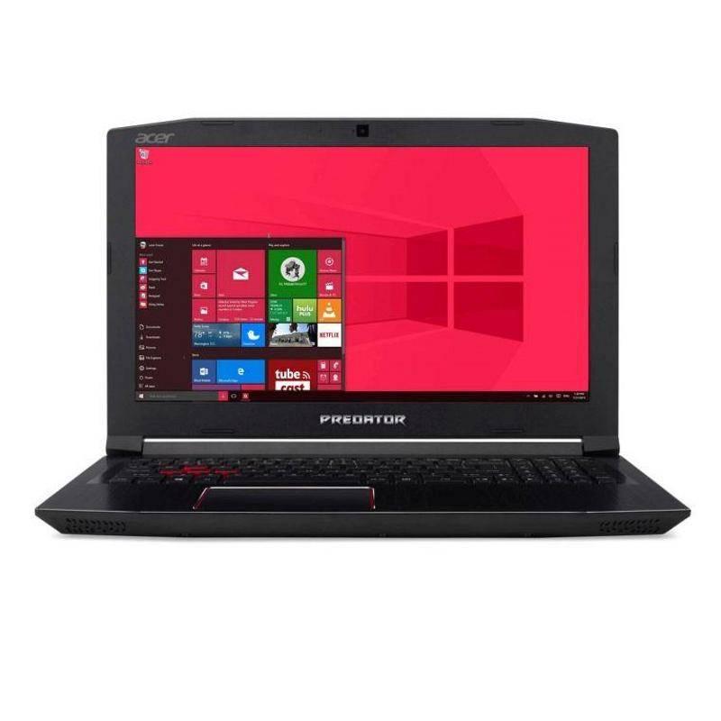 Notebook Acer Predator Helios 300 (G3-572-79WY) (NH.Q2BEC.001) čierny Software F-Secure SAFE, 3 zařízení / 6 měsíců (zdarma)Monitorovací software Pinya Guard - licence na 6 měsíců (zdarma) + Doprava zadarmo