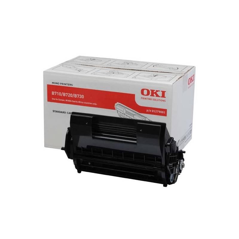 Toner OKI B710/B720/B730, 15000 stran (1279001) čierny