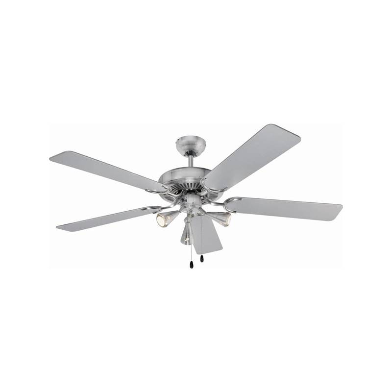 Ventilátor AEG DVL 5667 nerez + Doprava zadarmo