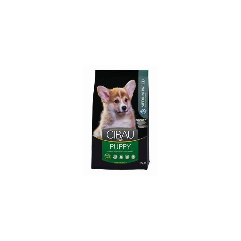 Granule Cibau Dog Puppy Medium 2,5 kg