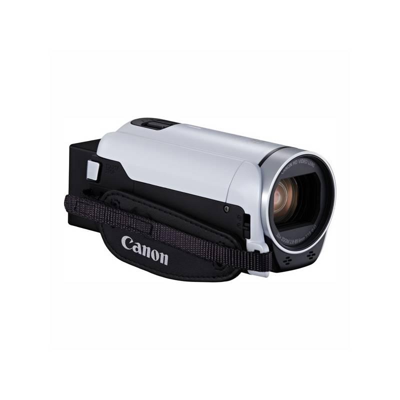 Videokamera Canon R806 Essential Kit + pouzdro + karta (1960C018) biela + Doprava zadarmo