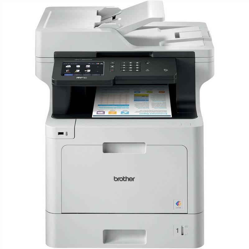 Tiskárna multifunkční Brother MFC-L8900CDW (MFCL8900CDWRE1)
