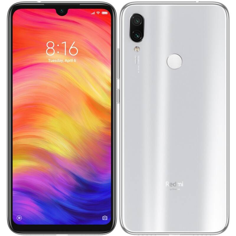 Xiaomi Redmi Note 7 32 GB (24614) bílý