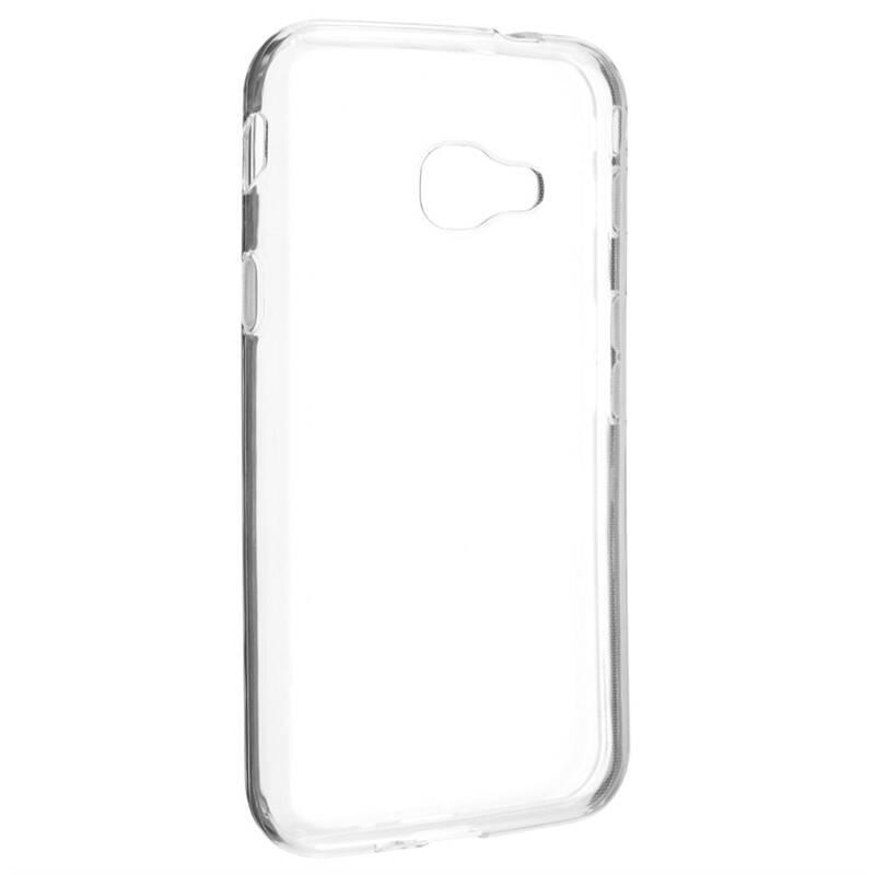 Kryt na mobil FIXED Skin na Samsung Galaxy Xcover 4/4S (FIXTCS-197) priehľadný