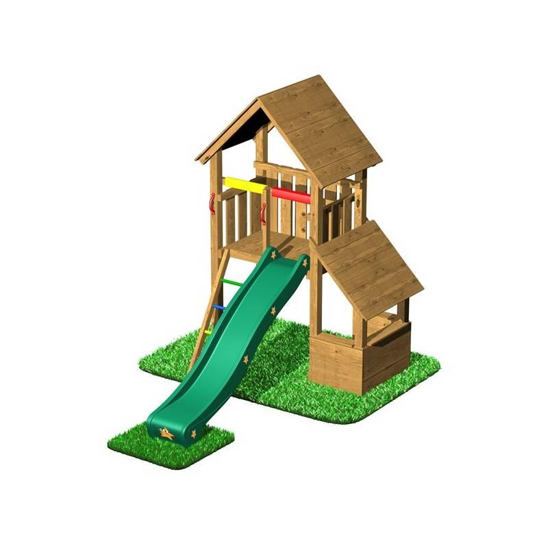 Detské ihrisko CUBS Honza 3 - věž s obchůdkem + Doprava zadarmo