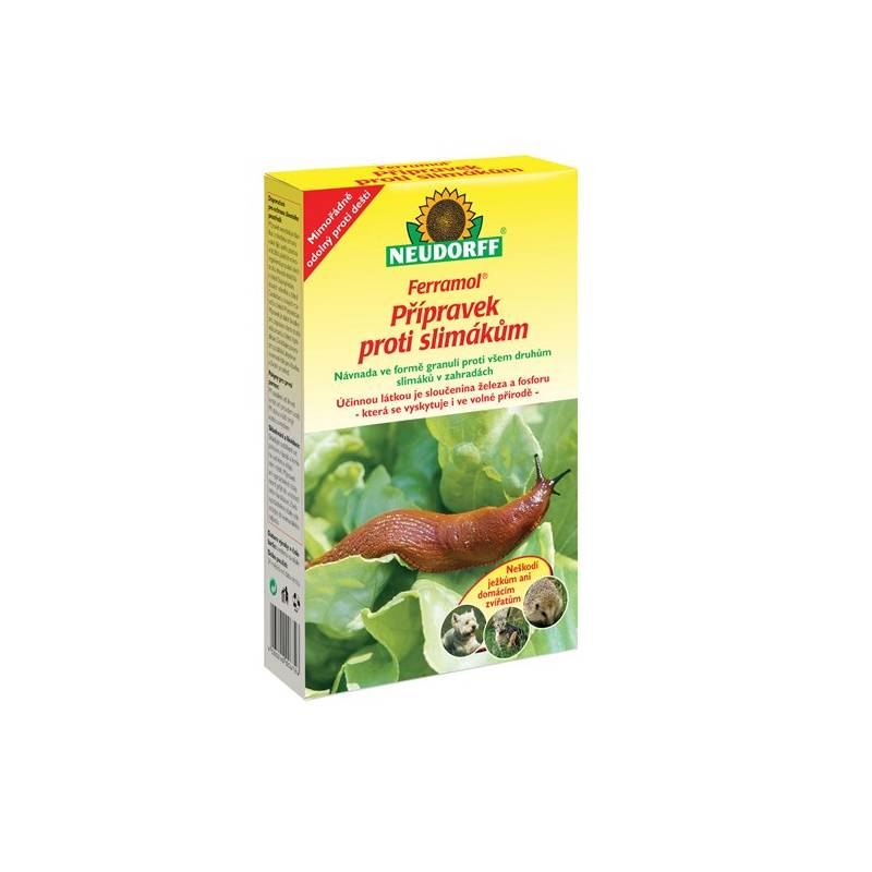 Granulát Agro proti slimákům Ferramol 1kg