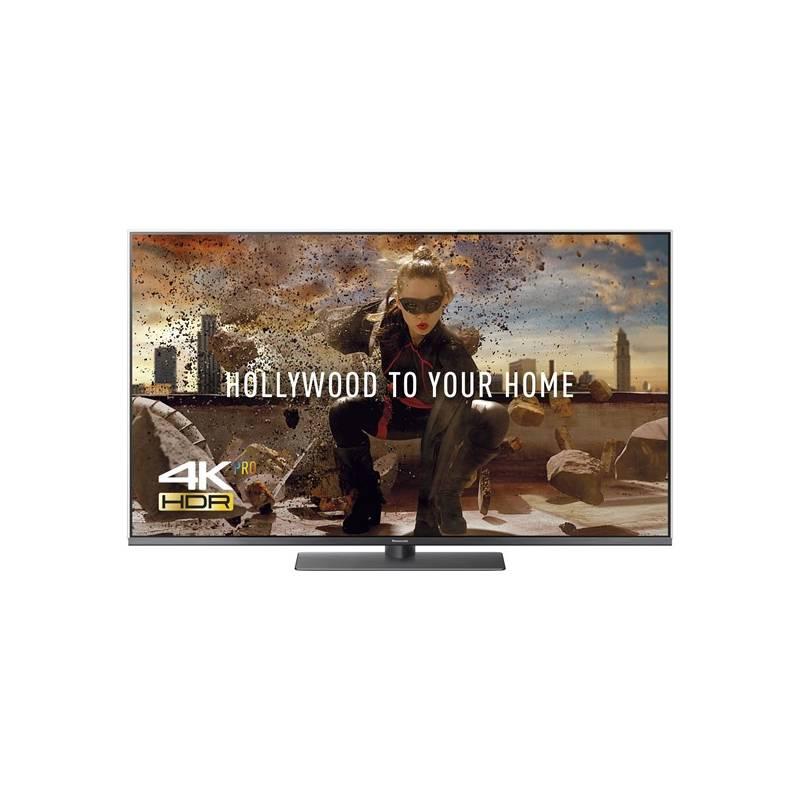 Televízor Panasonic TX-55FX780E strieborná + záruka 5 rokov + Doprava zadarmo